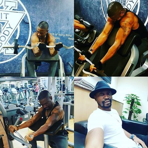 Dedication.. focus... achievement.. dont come that cheap😤💪👍 Motivated WILLPOWER L4l Naijaboy Nopainnogain Fitness Stayfit Likeforlike Stronger Sshhh Staytunedformore Instafit