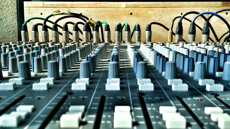 PA control, lots of buttons. Control Controls Buttons Speaker Microphone Slider Audio Audio Equipment Audiotechnica Public Address Volume Volume Control Pa Control Audio Mixer Everything In Its Place