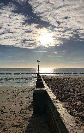Bournemouth beach Sun And Sea Seaside Sea Break Seascapes Sea And Sky