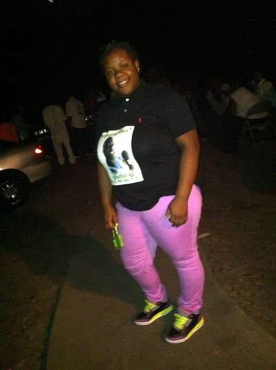 """There Was Nothing That I Wanted That I Didn't Get , I'm Going To Miss My BOY A """"Whole Lot"""" ((: RIPGUTTAG CHOSENONE Gone But Never Forgotten ? , ILOVEYOU?"""