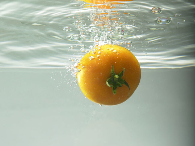 Clean Close-up Day Drop Dropping Ernegy Fall Floating On Water Fresh Fruit Healthy Healthy Eating No People Organic Produce Simplicity Spalsh Spalshing Still Life Vegetable Water Whole