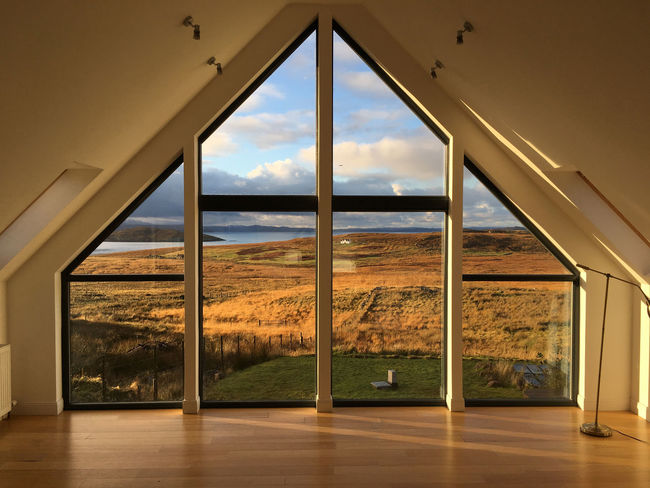 Autumn Autumn Colors Autumn Leaves Bracken Fall Beauty Fall Colors Scotland Tree Architecture Fall Fall Leaves Highlands Of Scotland Home Interior Home Showcase Interior Indoors  Luxury Modern No People Scenics Window