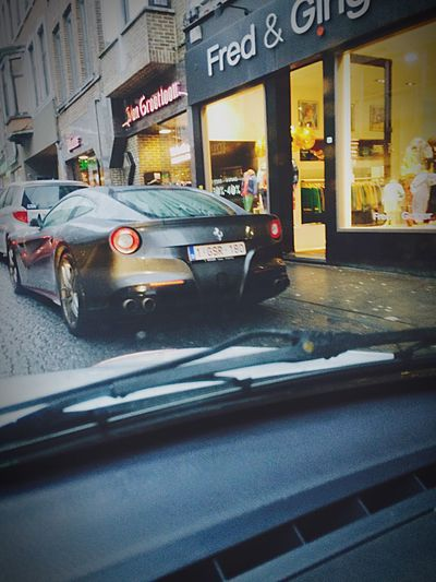 Ferrari F12 Ferrari F12 @sint-truiden