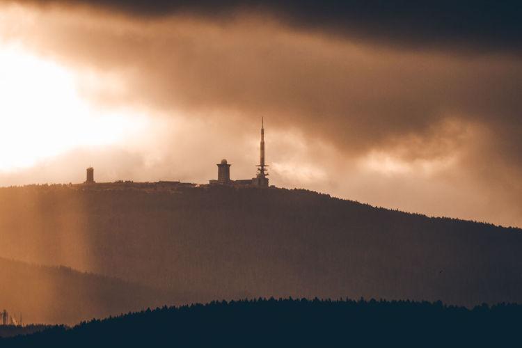 Harz Sky Cloud