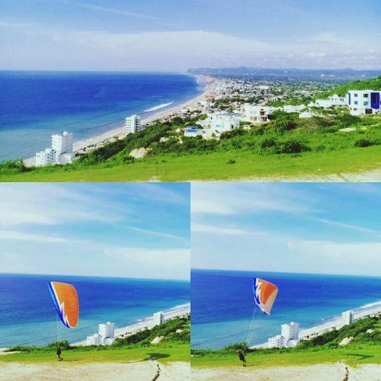 Crucita La Bella Manabi-Ecuador Horizon Over Water Vacations Nature Tourist Resort Beach Water