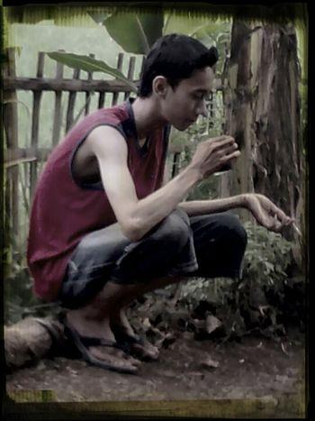Indonesian Street (Mobile) Photographie Enjoying Life Coffee Time Kongkow