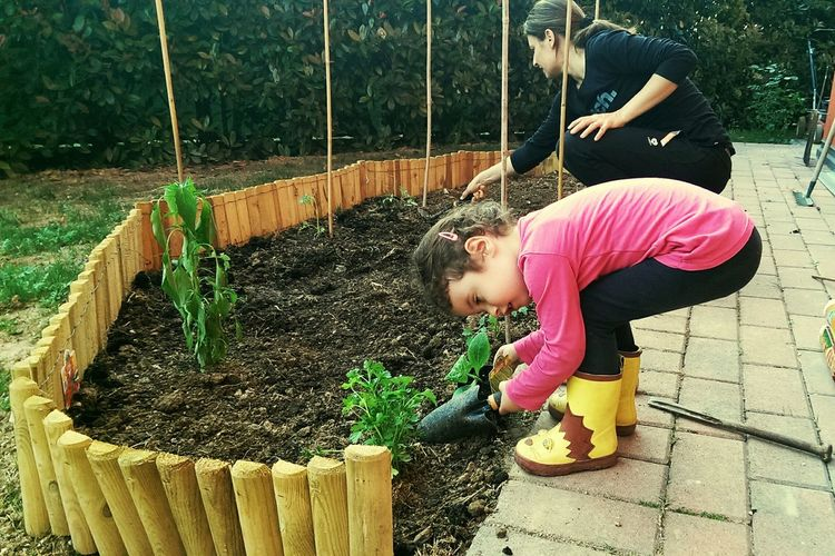 Orto Hi! Working Italy❤️ Plants 🌱 Food Love ♥