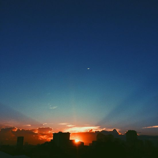 Hello monday! Kamuning Sun Rise Eyeem Philippines