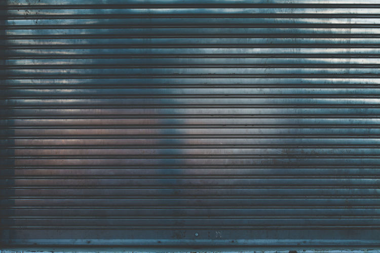 Stripped metal garage door background. Background Texture Door Garage Door Art Material Roller Shutter Door Stainless Steel  Texture Textures And Surfaces
