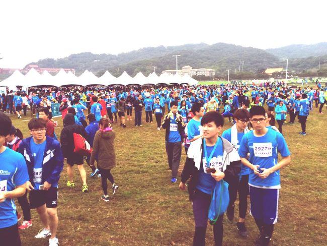 Running Standard Chartered Marathon 渣打馬拉松