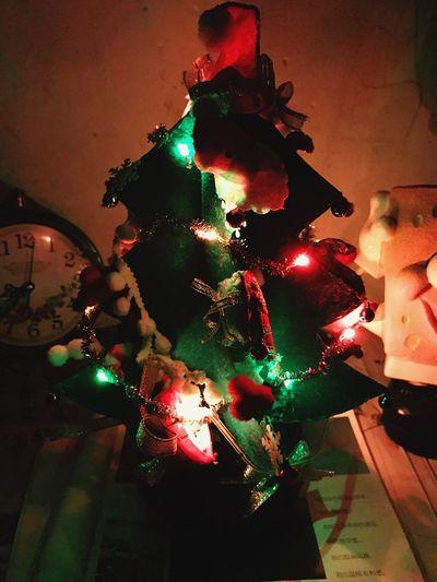 微距 圣诞树工艺品。Christmas tree crafts First Eyeem Photo
