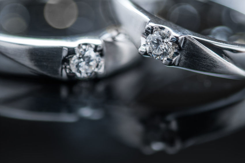 Groom Luxurylifestyle  Platinum Wedding Bokeh Both Bride Close-up Closeup Cople Daimond Diamond - Gemstone Diamond Ring Engagement Ring Jewelry Luxury Platinum Precious Gem Ring Selective Focus Soulmate Wealth Wedding