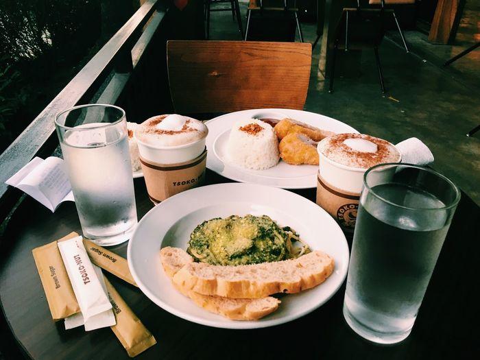 Breakfast Pesto