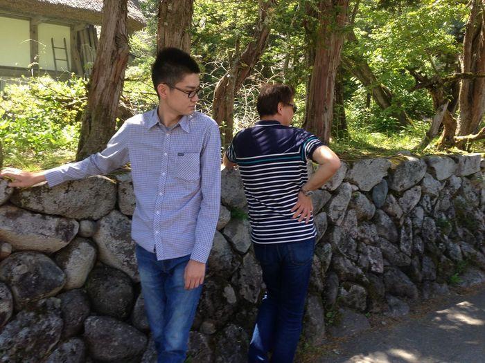 RePicture Friendship Sorrowful Feelings Hida Takayama Gifu Japan cannot have the same feeling