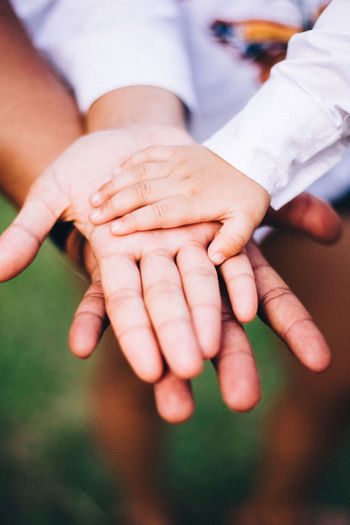 Togetherness Human Hand Human Body Part Love Holding Hands Bonding Connection Unity Real People Outdoors Family❤ Family With One Child Family Portrait Nikon D750 People This Is Family