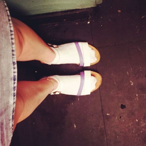 Keeping it real SocksAndSandals Comfort Style Nightout Krazyhouse Liverpool