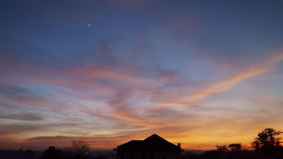 sunset 🌆
