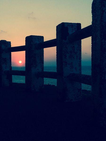 #ひさしぶり の #早起き #朝日 が #見れた ぁ #早起きは三文の徳 #って #三文 って #いくらやねん at 御前崎