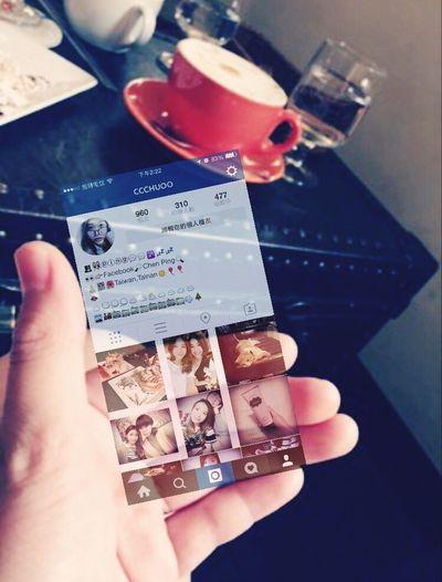 😂 New Phone Instagram
