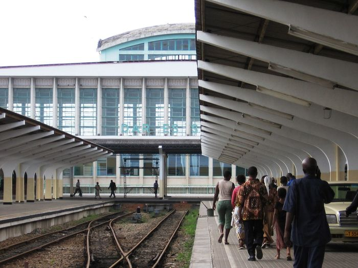 Africa City City Life Dar Es Salaam Lifestyles Tanzania Train Station Train Tracks Travel Travel Photography Travelling On The Way