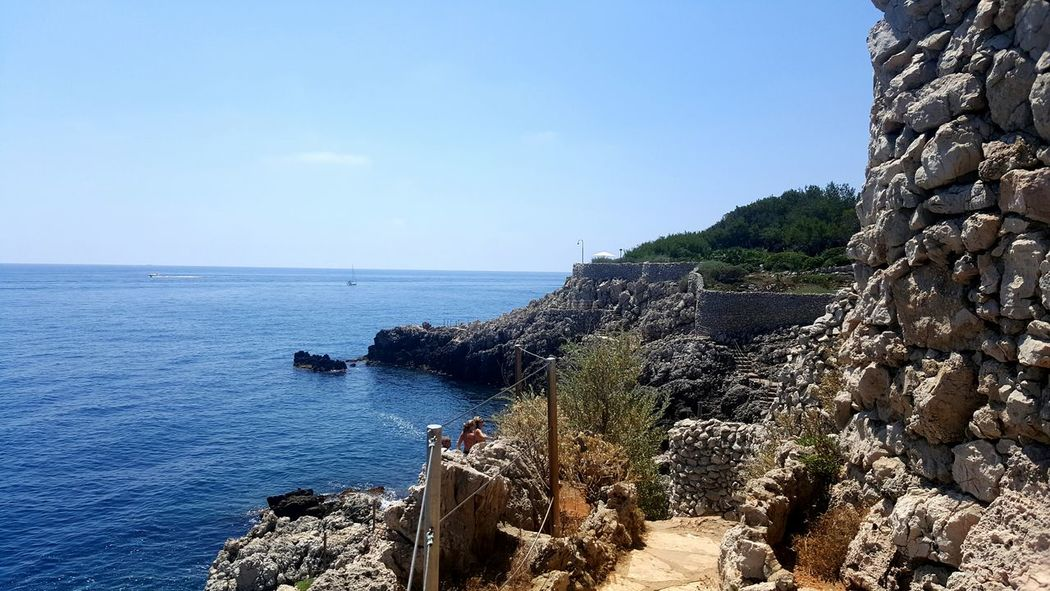 France 🇫🇷 Cap D'Antibes French Riviera Seaside Walking Relaxing