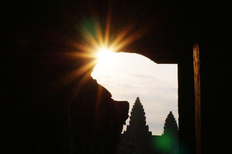 light Angkorwat