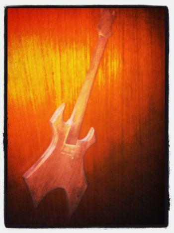 Guitar hero?!