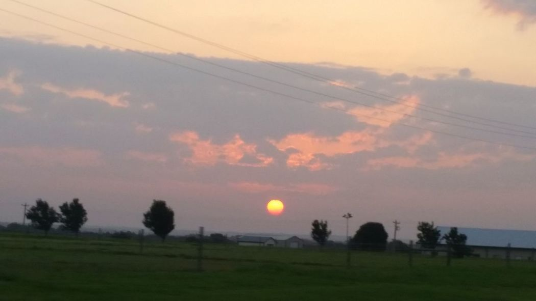 Oklahoma sunrise Sunriseporn Sun ☀ Morningpicture Beautiful Day