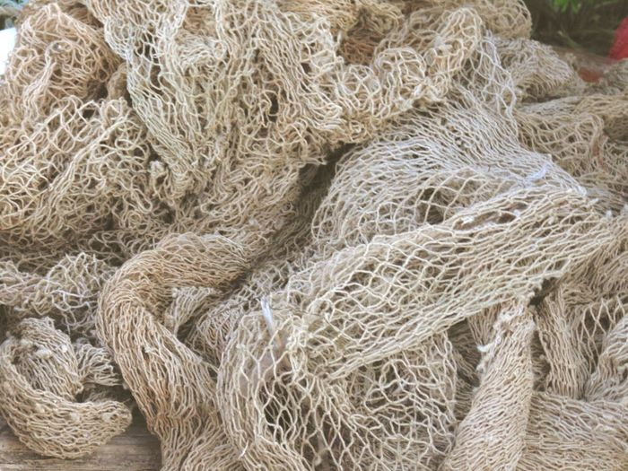 Fishing Net The KIOMI Collection Close-up Strength Rope Textures And Surfaces Pattern Pattern Pieces High Angle View Full Frame Backgrounds Complexity Learn & Shoot: Simplicity EyeEm Gallery EyeEm Best Shots Man Made Object Detail Showcase April Abstract Fishing Eyeemphotography Tailored To You Check This Out Fishing Nets Background Texture