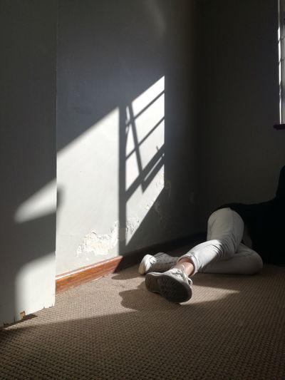 sun lazing