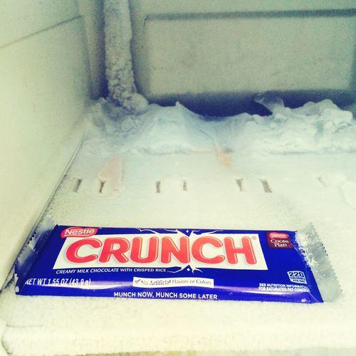 Crunch First Eyeem Photo