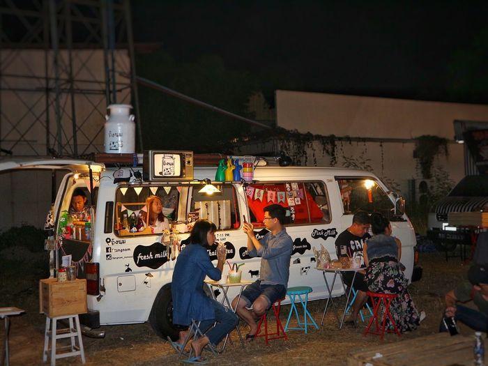 ถังนม 🍼🍼🍼🍼 Fin Market Pingfai Festival