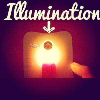 Light Rays Stream Beam Flashlight Mobile Blockage Yellowish Blood Finger Crazy Perfection