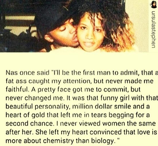That why I love you baby. .. Illmatic Work on inside as much as outside , hearts recognise what the eyes can't see ♥