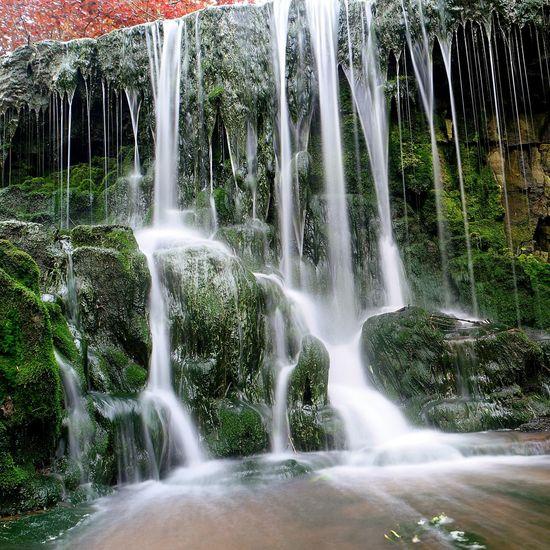 Wasserfall *___* Frühling Löchgau Grünes Grünes Moos The Great Outdoors - 2017 EyeEm Awards Perspectives On Nature