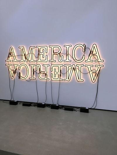 America upside