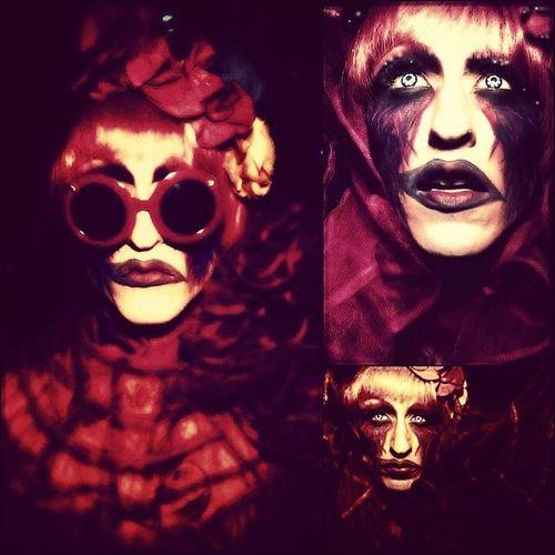 Send in the Clown Clownthehousedown Tranzclown Dragqueen  Instaclown selfie clowncoutoure fierce rupaul logotv worldofwonder EDC