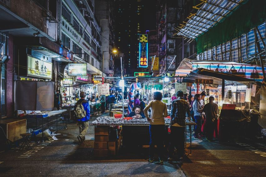 Night Market YMT EyeEmNewHere Discoverhongkong Leicaq Lifestyles Leicaimages Hello World EyeEm Gallery Cityscapes Taking Photos Life In Motion EyeEm Masterclass City Life Walking Around Moments Of Life From My Point Of View Shadows & Lights Travelling Photography Hkiger Hklocals Beautiful Landscape Streetphotography Madeinwetzlar Nightshooters The Street Photographer - 2017 EyeEm Awards
