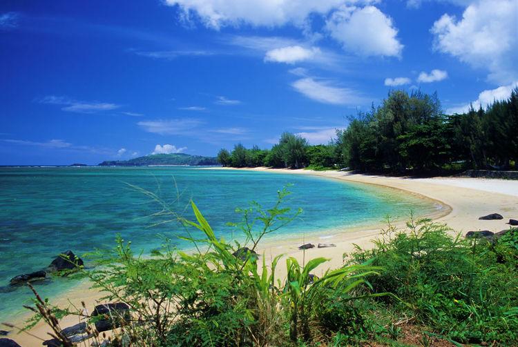 Anini Beach is