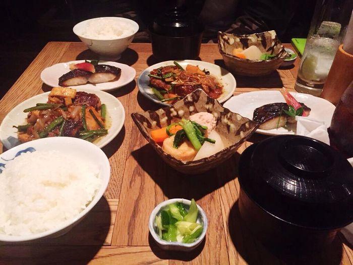 Brunch Around The World 日本 料理