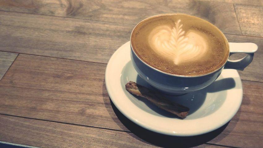 boring waiting e cafe'
