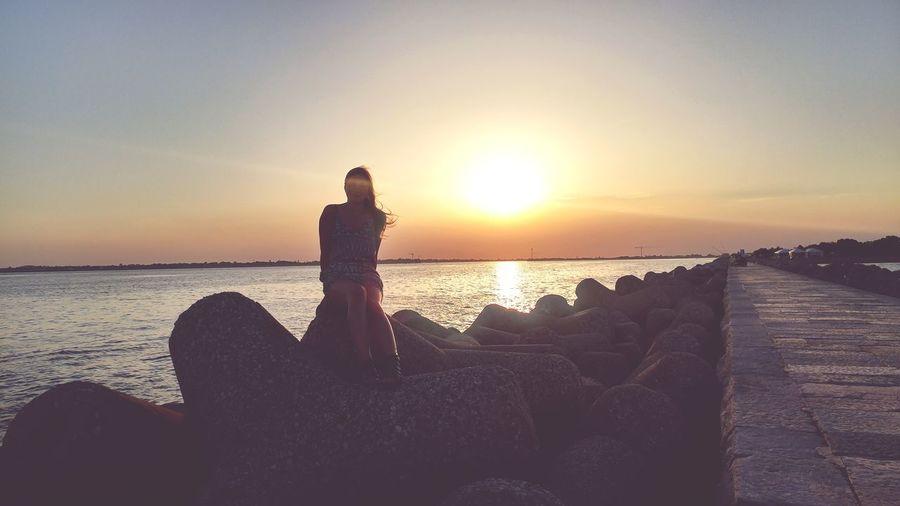 Sunset||