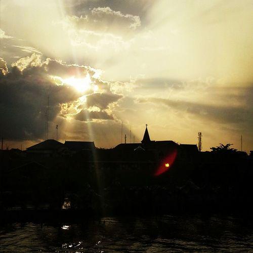 sun flare Landscape_photography