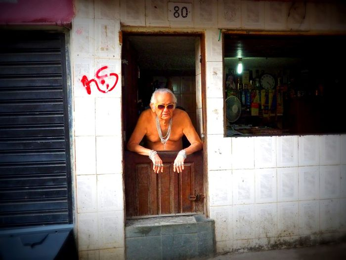 Senior Adult One Person Lifestyles Real People Brasil Favelabrazil Favelas Real Life EyeEmNewHere The Week On EyeEm