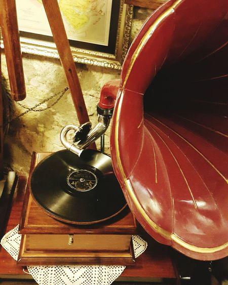 Gramafon Plak Grease Love ♥ Antique Thats Mine Alacati ızmir Love ıt Handmade