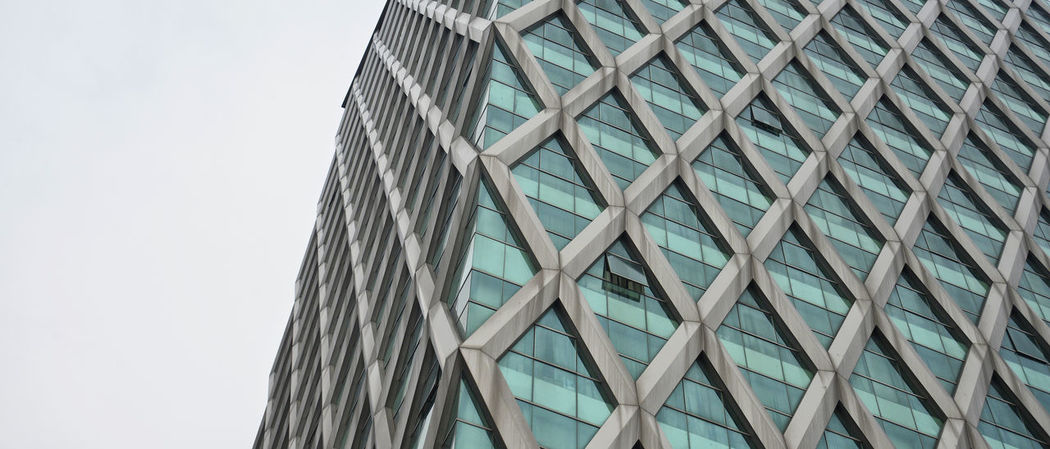 Architecture Architecture_collection Architecturelovers Building Exterior Highrise Highrisebuilding EyeEm Gallery Façade Geometry Modern Pattern Structure Window Windows Pattern, Texture, Shape And Form Office Building Showcase: January Pattern Pieces