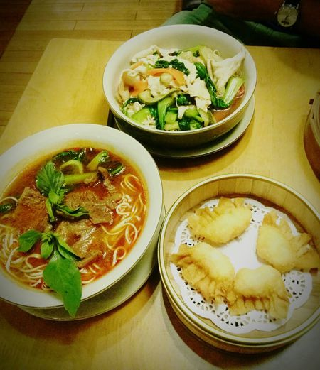 Hcmcity Vietnamesefood Noodles Dinner Enjoy A Meal