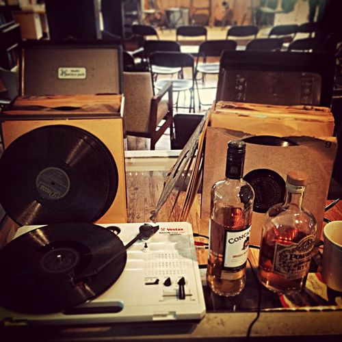 Drinkss 78rpm Records Music