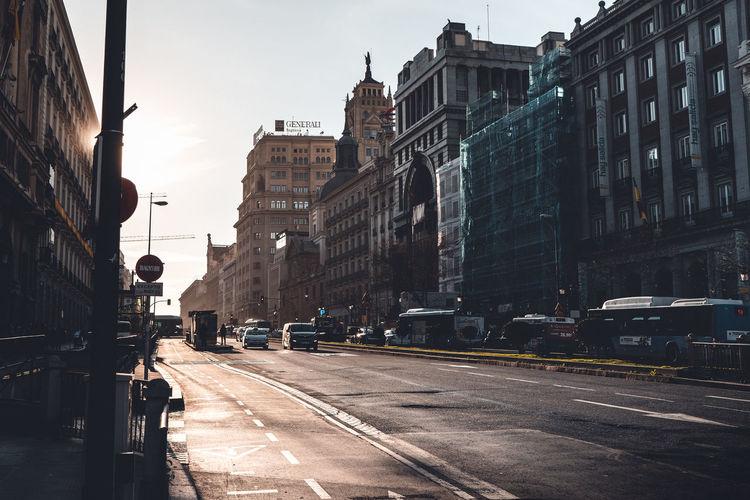 A street of