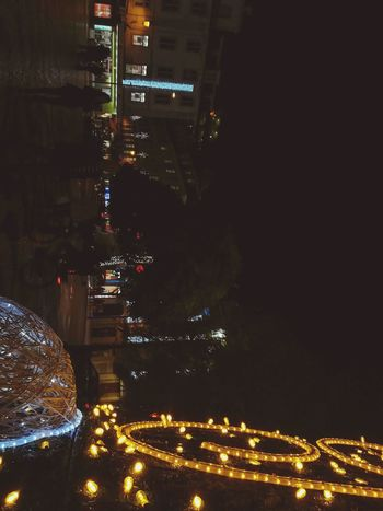 Night Celebration Illuminated City No People Outdoors Architecture